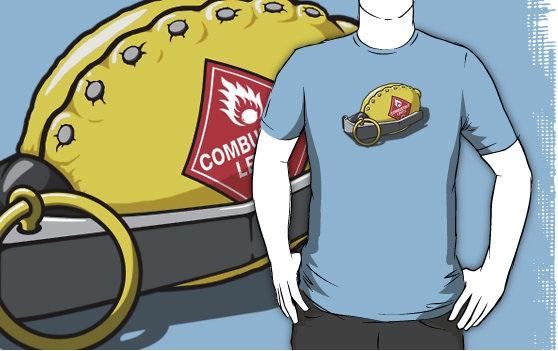 CombustableLemonTshirt